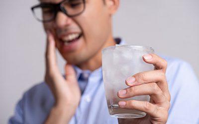 Cold teeth gum disease