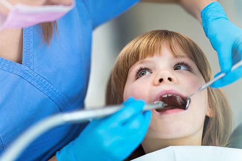 Childhood dental decay